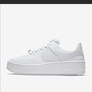 Nike Airforce 1 Sage Low White